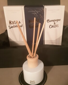 Living Light Reed Diffusers
